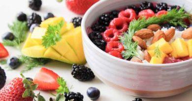 Фруктово-ягодное ассорти - диета при повышенном сахаре