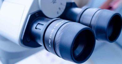 Окуляры микроскопа