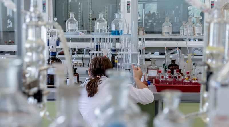 Лаборатория анализа крови на тромбоциты